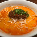 上海湯包小館 西銀座店 - 坦々麺