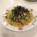 新大宮 中華のサカイ - 焼豚 冷麺  ¥1050
