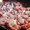 勢太 - 料理写真:にんにくサガリ 650円