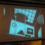 ファッジ - 映画の合間。休憩時間の映像