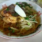 きりん亭 - 冷麺 \650