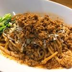 雲林坊 - 汁なし担々麺(880円)