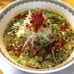 雲林坊 - 汁あり担々麺(880円)