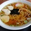 銀座食堂 - 料理写真:らーめん550円