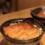和食と炭火焼 三代目 うな衛門 - うなぎ丼