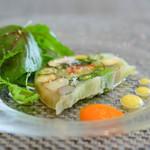 71113221 - 選べる前菜・野菜のテリーヌ