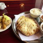インド料理専門店 MUNA - 料理写真:ホットタリーセット