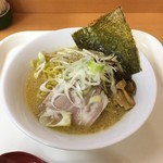 麺や 琥張玖 - 味噌ラーメン918円