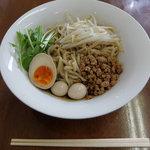 麺処 はつがい - 汁なし担々麺(780円)ネギ抜き
