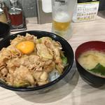 伝説のすた丼屋 - 料理写真: