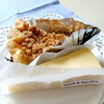 松之助 N.Y. - サワークリームアップルパイ&NYチーズケーキ♡