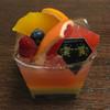 コカルド - 料理写真:生絞りグレープフルーツゼリー 486円