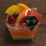 コカルド - 生絞りグレープフルーツゼリー 486円