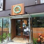 cafe luana - こんなお店です