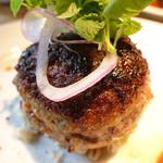 71118636 - 熟成肉ハンバーグ