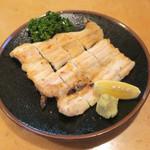 いのっ八 - 料理写真:穴子の白焼き