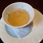 ジョージ - 最初はスープ