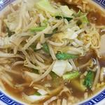 中華料理 大宝 - 野菜モリモリ