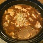 虹梅路 - 麻婆豆腐(600円)