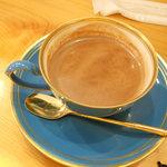 カフェ コスモス - ドリンクのココア