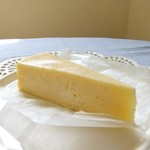 松之助 N.Y. - 濃厚なチーズ感がありながら後味スッキリ♪