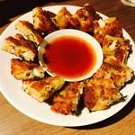 炭火焼肉・韓国料理 KollaBo - 海鮮チヂミ