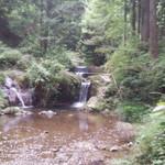 71121042 - 目的である滝に行くまでもかなり綺麗な景色を見る事が出来ます