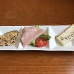 セミナーレ - 小さな前菜