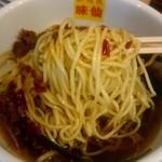 郭 政良 味仙 - 麺リフト