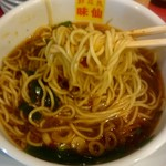 郭 政良 味仙 - スープをからませて…