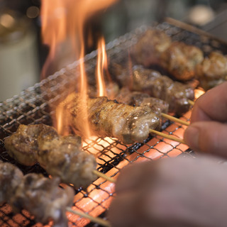 豚料理専門店の「豚串」