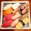 寿司居酒屋 多満 - 料理写真:寿司 1貫60円〜で120円のネタがもっとも豊富。ねぎとろ巻は200円