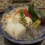 たん熊北店 - 料理写真:造里四種