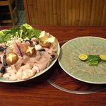 笹寿司 - てっちり・てっさ