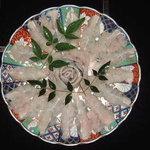 笹寿司 - はも鍋