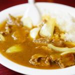 71131232 - 咖喱牛肉飯 ビーフカレーライス(¥1,000)