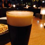マーサー カフェ ダンロ - ドッグス ノーズ(ジン&黒ビール