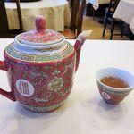 生香園 - 生香園本館(中国茶のポットサービス)