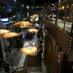 """71134577 - """"居酒屋たぬき""""の店内。"""