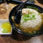 71134579 - ・「鮭茶漬け(€4.80)」