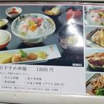 71135198 - メニュー ※店頭