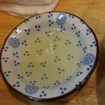 福島壱麺 - 塩酢