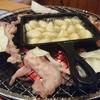 炭火焼肉モック(煙) - 料理写真:
