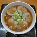 吉川屋 - チャーシュー麺