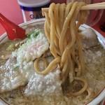 大むら支店 - 料理写真:麺リフト