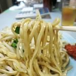 71139709 - しなやかな平打ち麺はツルツル・シコシコ
