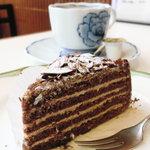 7114920 - 生チョコショートケーキ、モカ