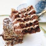 7114923 - 生チョコショートケーキ(アップ)