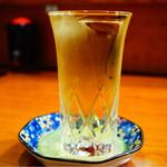 しづき - 日本酒もあります