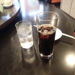 中華料理 瀋陽飯店 - アイスコーヒー